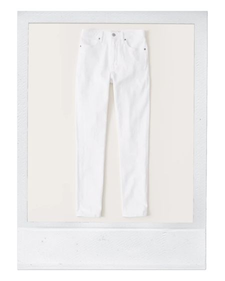 Flattering high-rise skinny jeans @liketoknow.it #liketkit http://liketk.it/3b5uR