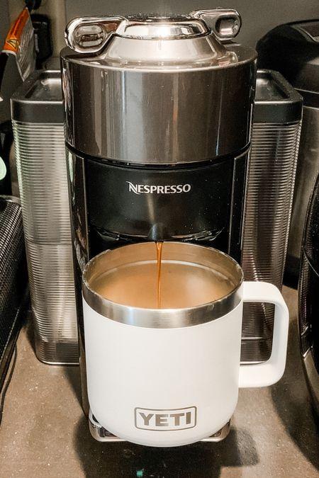 Nespresso machines and YETI mugs on sale!! 🤩 Up to 50% off?!   #LTKSeasonal #LTKsalealert