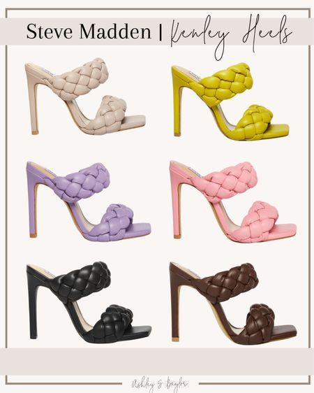 http://liketk.it/3fNTZ #liketkit @liketoknow.it #LTKshoecrush #LTKstyletip steve madden, braided sandal, summer sandals, mules
