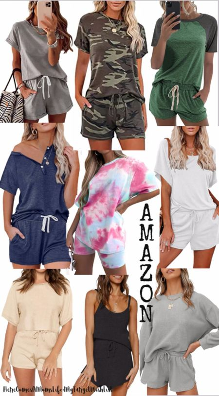 Keep it casual this summer with the 2 piece lounge sets or cozy outfits from amazon. Great for girls , teens, women's and moms. http://liketk.it/3fgqs @liketoknow.it #liketkit #LTKSpringSale #LTKsalealert #LTKstyletip #LTKunder50 #LTKunder100 #LTKfit #LTKfamily #LTKswim #LTKcurves #LTKbump #LTKtravel @liketoknow.it.family Screenshot or 'like' this pic to shop the product details from the LIKEtoKNOW.it app, available now from the App Store!