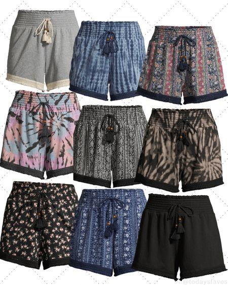 Boho Style Shorts @walmart Scroll down on the LIKEtoKNOW.it shopping app to get the product details for this look and other finds. ✨Follow for more✨  #LTKunder50 #LTKunder100 #LTKsalealert #LTKfit #LTKshoecrush #LTKstyletip #StayHomeWithLTK #LTKbeauty #LTKitbag #LTKtravel #LTKswim #LTKworkwear #LTKhome #LTKday #LTKgiftspo #LTKnewyear #LTKbaby #LTKcurves #LTKfamily #New #TodaysFaves #walmart #walmartfinds #walmartfashion #walmartoutfit http://liketk.it/3hYqv #liketkit @liketoknow.it