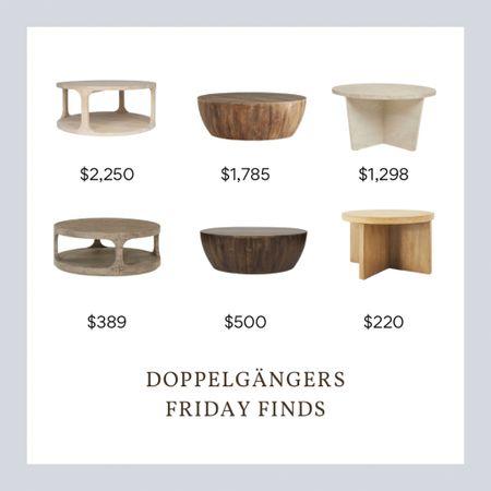 Wood tones always warm up a room. Shop these finds for some spring sales.  #LTKhome #LTKsalealert #LTKSeasonal