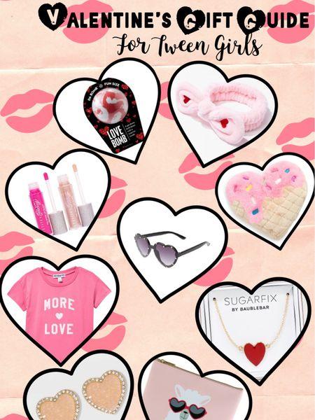 http://liketk.it/2JS0B #liketkit @liketoknow.it @liketoknow.it.family #LTKfamily #LTKkids #LTKunder50 #valentines #valentinesday #tween #giftguide