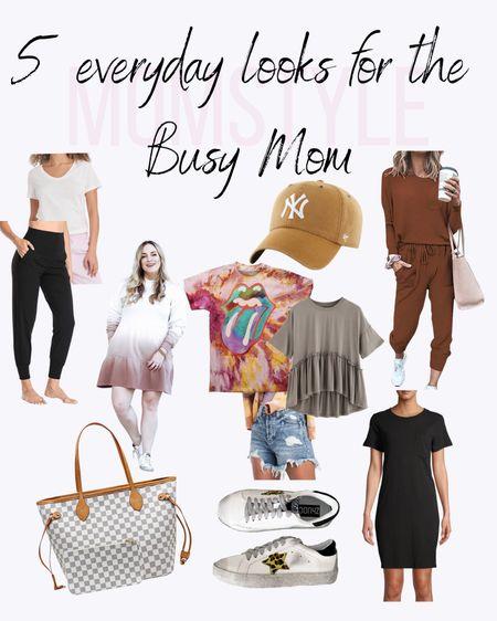 Easy and effortless staples that every mom needs in their closet!    #StayHomeWithLTK #LTKstyletip #LTKunder50