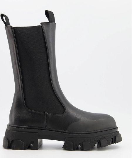 Winter/fall boots #boots #black  #LTKSeasonal #LTKshoecrush #LTKbacktoschool