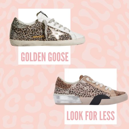 My new cheetah print golden goose sneakers from Neiman Marcus! I also found these adorable animal print sneakers from dolce vita that give the look for less! #goldengoose #dolcevita #cheetahprint #sneakers   #LTKshoecrush #LTKunder100 #LTKSeasonal