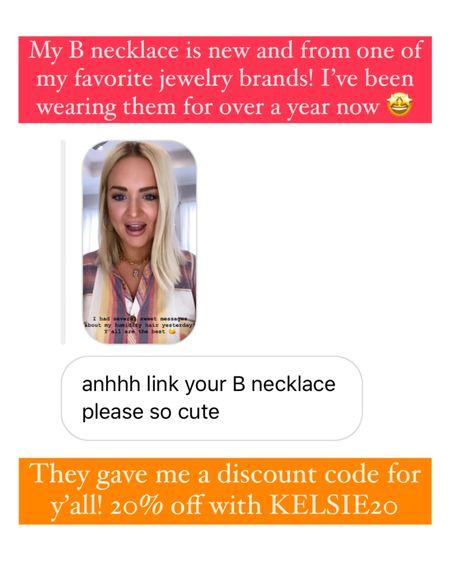 Sun ray initial necklace, Camille choker necklace.. 20% off with KELSIE20   http://liketk.it/3h8vQ @liketoknow.it #liketkit #LTKsalealert