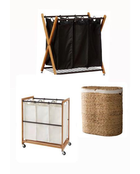The best modern laundry hampers on the market!    http://liketk.it/38cOs #liketkit @liketoknow.it