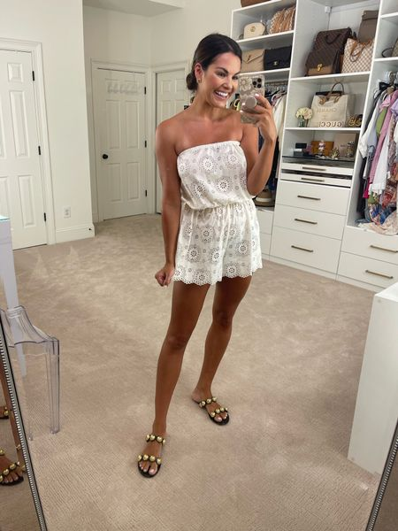 The cutest romper from revolve