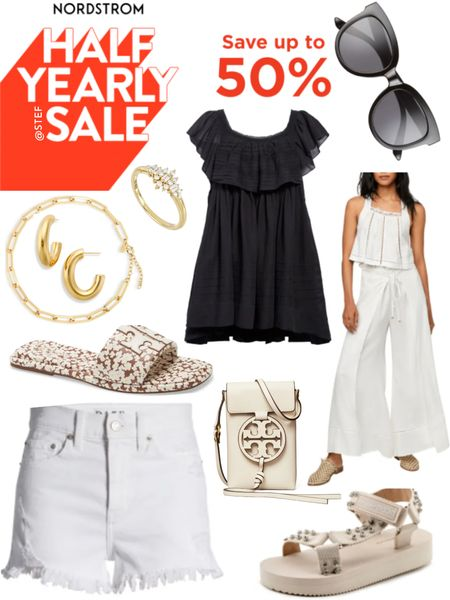Get up to 50% off amazing brands at the Nordstrom sale!    Tory Burch sandals shorts white denim purse pouch pajamas linen dress free people jewelry hoop earrings hold link bracelet paperclip link ring diamond ring beauty skincare makeup outerwear leather jacket fashion Marc Jacobs backpack ugh shoes sandals cole haan merrill jewelry monogram initial necklace Yoga mats yoga classes alo yoga membership massage gun massage therapy gym bag travel bag duffel bag incense holder incense burner water bottle water bottles am radio fm radio Bluetooth radio Bluetooth speaker  #LTKfit #ltkhome #LTKtravel  #LTKsalealert #LTKworkwear #LTKstyletip  #LTKsalealert #LTKunder100 #LTKworkwear