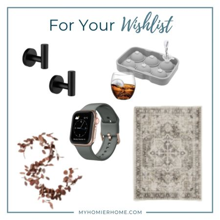 Add these awesome home finds to your wishlist!  #LTKfamily #LTKhome #LTKGiftGuide