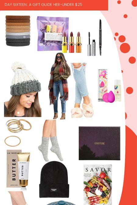 http://liketk.it/31osF #liketkit @liketoknow.it #LTKgiftspo #LTKunder50 #giftguideunder25 #giftguideforher A Gift Guide For Her Under $25