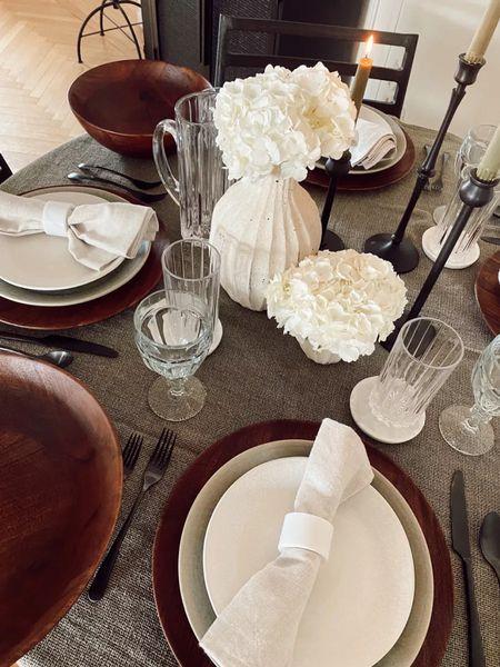 Dinnerware for entertaining, fall decor    #LTKunder100 #LTKunder50 #LTKSeasonal