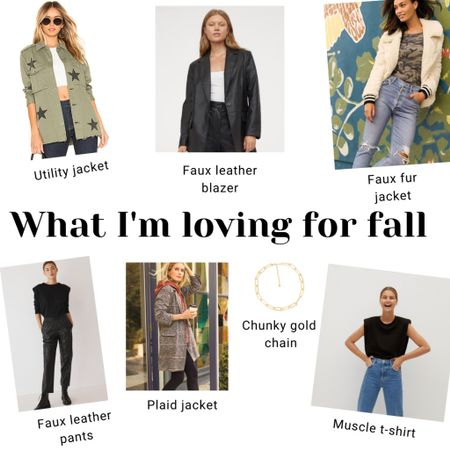Have you all done much fall shopping yet? These are a few items I have on my shopping list. #LTKstyletip Shop my daily looks by following me on the LIKEtoKNOW.it shopping app  #fashionover50 #fashionover40 #midwestblogger  #instastyle #over40fashion #instafashion #personalstyleblog #over50fashion #over40blogger #midwestblogger #over40style #over50style #instablogger #fashionoverforty #overfortystyle   #fortyplusstyle #mnblogger  http://liketk.it/2WvTu #liketkit @liketoknow.it