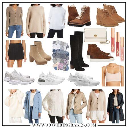 http://liketk.it/3jI4I #liketkit @liketoknow.it #LTKsalealert #LTKstyletip #LTKunder100 Nordstrom sale nsale sweaters sneakers