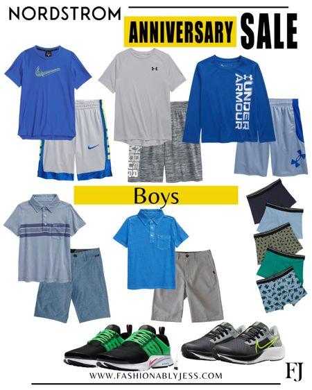 Boys back to school style  #nsale Boys shorts Boys tees  Boys sneakers Boys back to school style   #LTKstyletip #LTKsalealert #LTKkids