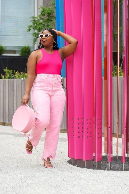 Love a monochrome look especially in all pink!   #LTKunder50 #LTKSeasonal #LTKbacktoschool