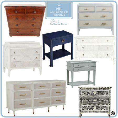 July 4th sales! Dressers, chests, nightstands...  #LTKhome #LTKsalealert #LTKfamily