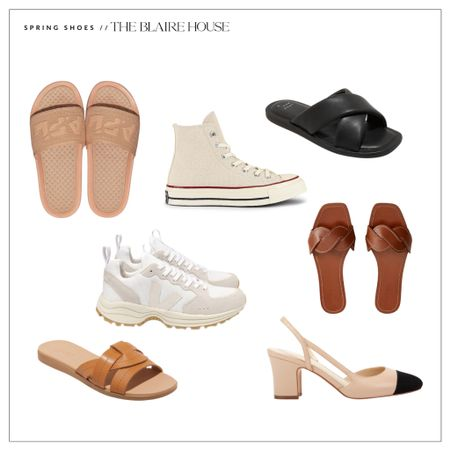 The spring shoes I love and swear by!  #LTKIspringcapsule