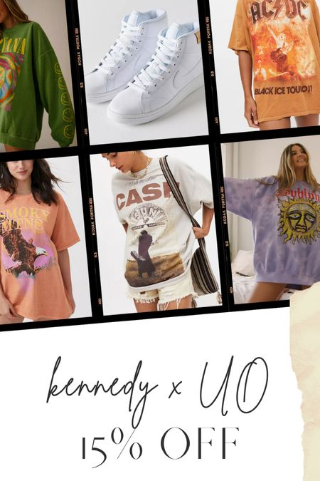 15% off urban outfitters with KENNEDYXUO15