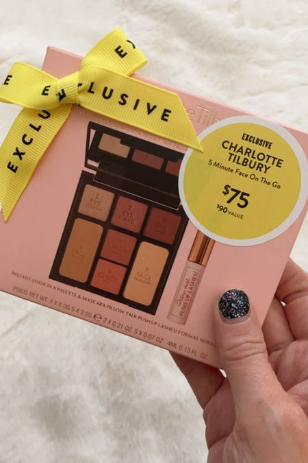 Another one of my favorites from the Nordstrom Anniversary Sale! I love how everything I need is in one palette & the colors are drop dead gorgeous! I took it camping w/ me so I could try it out & let me tell you it's worth buying!   #LTKsalealert #LTKunder100 #LTKbeauty
