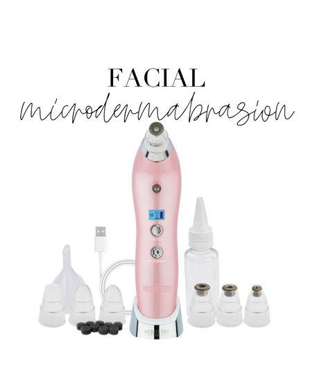 Facial microdermabrasion   http://liketk.it/3hWYK #liketkit @liketoknow.it #LTKunder100 #LTKsalealert #LTKbeauty
