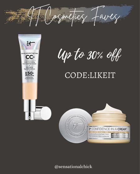 Up to 30% off on it Cosmetics!  #LTKsalealert #LTKbeauty