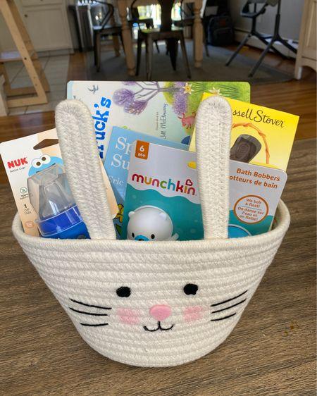 1 year old Easter basket idea! http://liketk.it/3alkS #liketkit #LTKbaby #LTKfamily #LTKkids @liketoknow.it @liketoknow.it.family @liketoknow.it.home