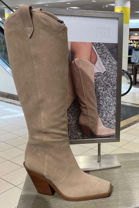 Nordstrom anniversary sale - Vince camuto tall boots Fall boots   @liketoknow.it    http://liketk.it/3jYdv #liketkit #LTKsalealert #LTKshoecrush