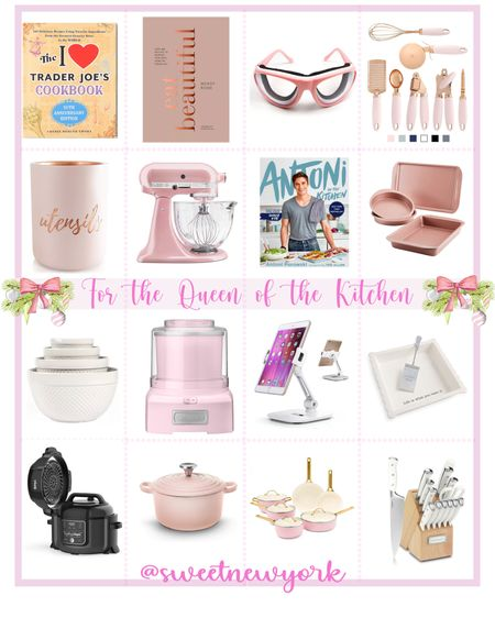 Gift guide for women kitchen and cooking gifts http://liketk.it/31xaj #liketkit @liketoknow.it #LTKgiftspo #StayHomeWithLTK #LTKhome