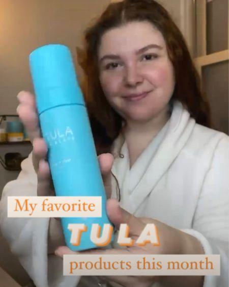 My favorite Tula products this month!🧡 http://liketk.it/3hY3a #liketkit @liketoknow.it @liketoknow.it.home #LTKsalealert #LTKbeauty #LTKcurves