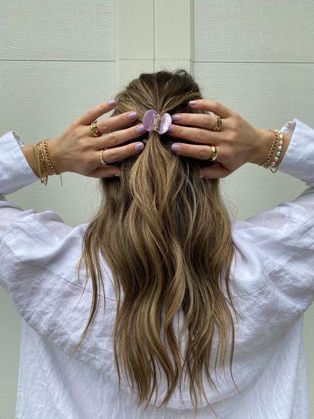 Hair clips. Hair accessory. http://liketk.it/3h5ap #liketkit @liketoknow.it #LTKunder50 #LTKstyletip #LTKtravel