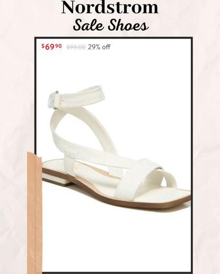 Sandals on sale perfect for spring and summer! http://liketk.it/3i2dT #liketkit @liketoknow.it #LTKunder100 #LTKstyletip #LTKshoecrush