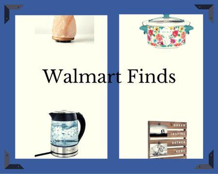 Walmart Finds.    #LTKunder100 #LTKgiftspo #LTKhome