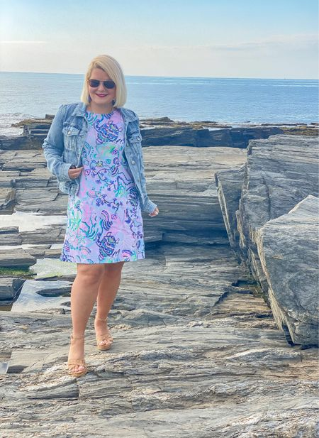 Sale Alert!  It is FINALLY here! The Lilly Pulitzer Summer Sale! Her stuff never goes on sale. But for 48 hours only two days, you get her summer prints discounted!   One of my favorite dresses. It is simple yet chic. Fit is true to size.   #LTKSeasonal #LTKsalealert #LTKstyletip