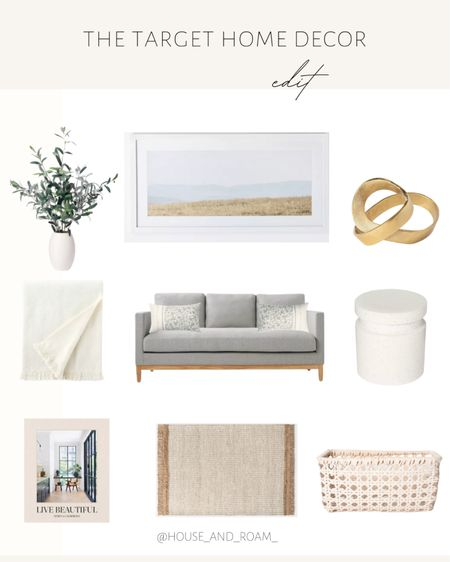 Target finds to beautify your living room from Studio McGee. http://liketk.it/38u19 #liketkit @liketoknow.it #LTKstyletip #LTKunder100 #LTKunder50 @liketoknow.it.home Shop my daily looks by following me on the LIKEtoKNOW.it shopping app #studiomcgee #neutralhome #simplehome #targetstyle #homedecor