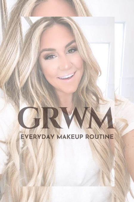 Get ready with me: Tula - first light (MERRITT15 for 15%off) CC+ cream - medium  Bronzer- 02 medium  Eye shadow colors used:  Charmer, funny girl, fire cracker, leader  Brow pencil- ash brown  Concealer - 12N fair neutral  Blush highlighter- Rosa Italiana Lip gloss- Creme brûlée  #Makeup #bronzer #routine #daily #mascara #grwm #beauty  #LTKunder50 #LTKbeauty #LTKwedding