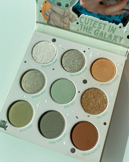 http://liketk.it/32PVt #liketkit @liketoknow.it #LTKgiftspo #LTKbeauty #LTKunder50 This cute Baby Yoda colourpop palette is only $16 and comes with gorgeous golds and browns and greens shades. #makeup #beautygift