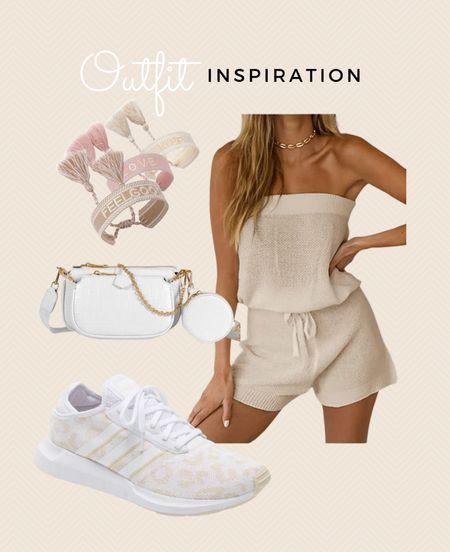 Summer outfit   #LTKfit #LTKshoecrush #LTKunder50