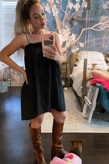 The cutest simple 30$ LBD there was with a gorgeous bold lip 🖤   #LTKstyletip #LTKunder50 #LTKshoecrush