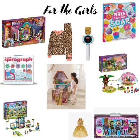 Girls gift guide.   #LTKunder100 #LTKkids #LTKgiftspo
