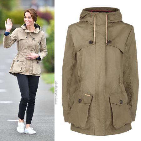 Kate wearing Troy London jacket #casual #daywear #outdoors   #LTKSeasonal #LTKstyletip