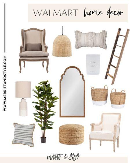 Walmart home http://liketk.it/3kUrk #liketkit @liketoknow.it #LTKunder100 #LTKunder50 #LTKhome #livingroom #decor #homedecor #neutralhome