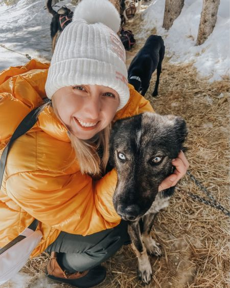 crossed something off my bucket list!   i heavily researched dog sledding companies in colorado and when i found @monarchdogsledrides i knew i had to book it! this experience made the entire trip for me and also made me miss my dog a lot, but nonetheless i can't recommend monarch dog sled rides enough 🐺❄️  btw these dogs are available for adoption once they retire! so be sure to check out monarchdogsledrides.com for more info!  shop the post: http://liketk.it/39xQp #liketkit @liketoknow.it