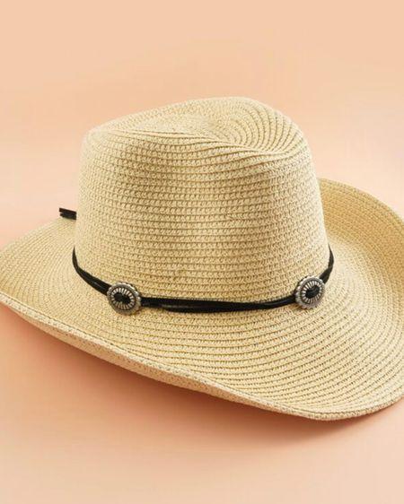 http://liketk.it/3hUT4 #liketkit @liketoknow.it the perfect cute cowboy hat to wear to the beach with a bikini or denim cut offs for a fun summer look #LTKunder50 #LTKstyletip #LTKtravel