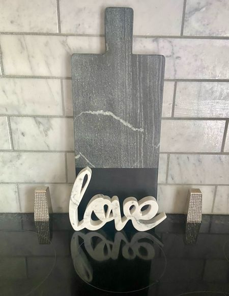 This beautiful gray cutting board goes perfectly with my decor! It's still currently in stock and would make a great gift 🎁 Nordstrom Anniversary Sale, nsale   #LTKsalealert #LTKhome #LTKunder50
