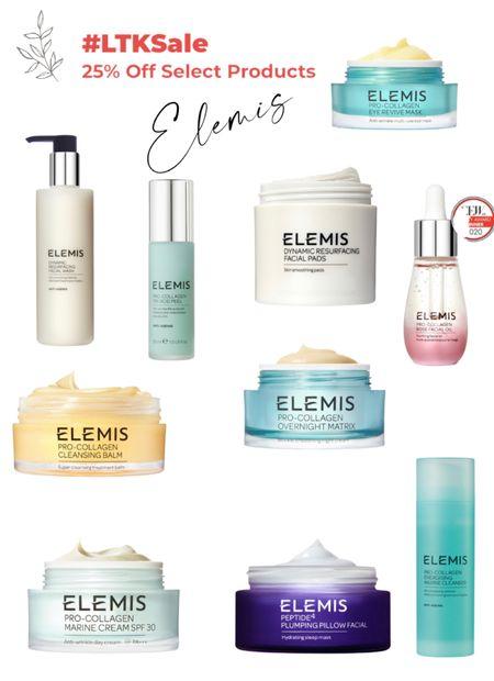 Elemis skincare Elemis beauty Skincare LTK early gifting  #LTKbeauty #LTKsalealert #LTKHoliday