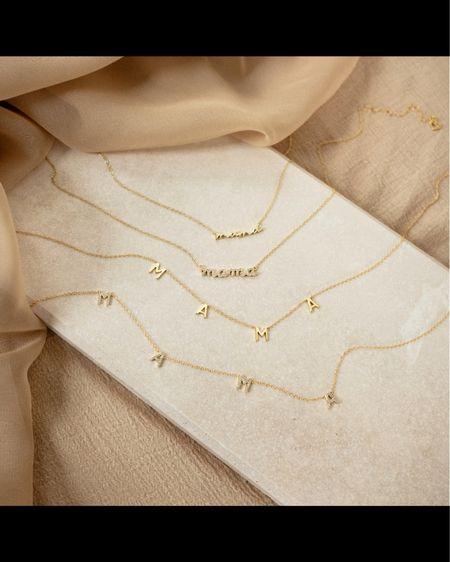 MAMA necklace! 25% off http://liketk.it/3g9On #liketkit @liketoknow.it #LTKsalealert #LTKunder50 #LTKfamily