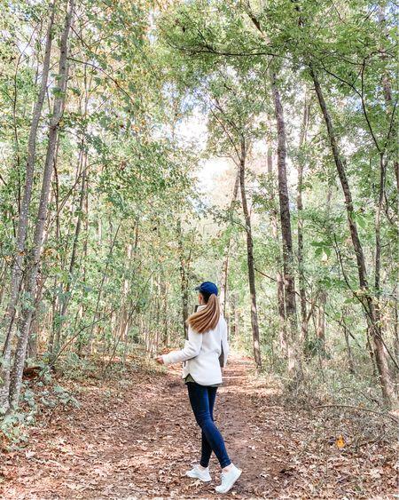 Weekend wandering in the coziest Abercrombie pullover 🍂 http://liketk.it/2ZKlt #liketkit @liketoknow.it