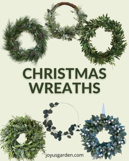 I love these festive Holiday wreaths full of greenery inspired by nature. It's never too early to start your holiday shopping… Christmas wreaths, front door wreaths, greenery wreaths, Christmas garland, holiday decor, Christmas decor  #LTKHoliday #LTKSeasonal #LTKhome